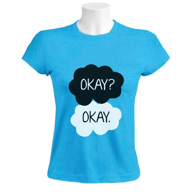 Okay Okay Women T Shirt Green Inspired | eBay