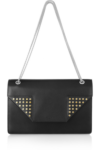 Saint Laurent|Betty Medium Chain leather shoulder bag|NET-A-PORTER.COM
