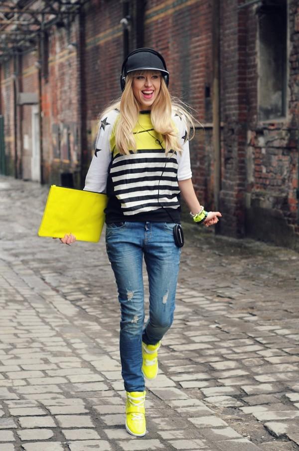 meri wild blouse jeans shoes jewels