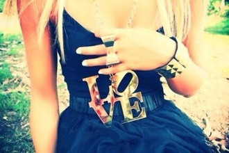 belt love belt golden belt dress big chain chain