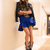 Flared Hem Skirt and Chanel Chain Boots in Seoul | Song of Style