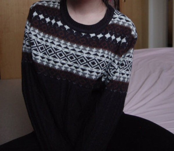 shirt winter sweater sweater
