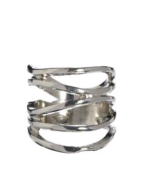 ASOS | ASOS Patterned All Finger Ring Pack at ASOS