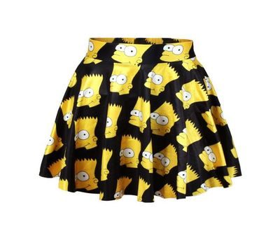 Bart Skirt · Viibrant Fashion · Online Store Powered by Storenvy