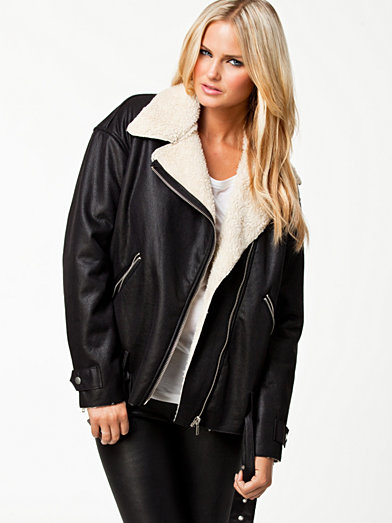 Medley Jacket - Nly Trend - Black - Jackets And Coats - Clothing - Women - Nelly.com