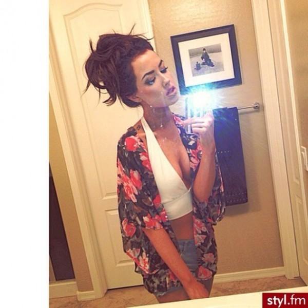blouse girly beautiful style fashion
