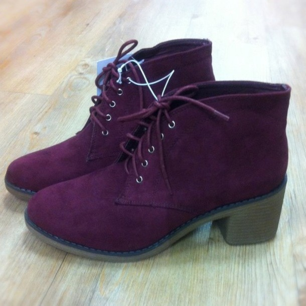 shoes suede boots grunge indie