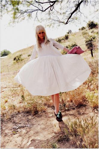 fancy tree house white dress dress