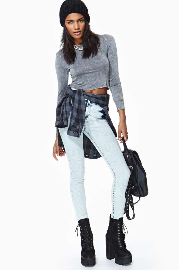 Other Dimensions Skinny Jean in  Clothes Bottoms at Nasty Gal