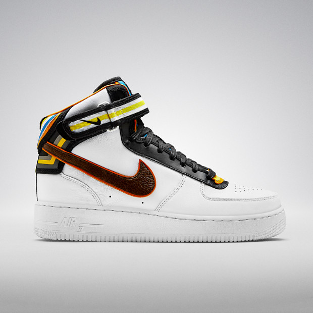 Nike Air Force 1 Mid SP (Tisci) Men's Shoe. Nike Store