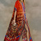 Parides lace up kaftan long maxi dress | high end resort wear