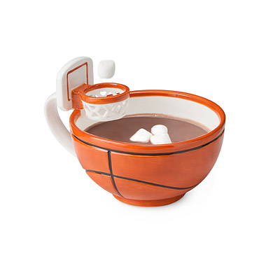 THE MUG WITH A HOOP   sports cup   UncommonGoods