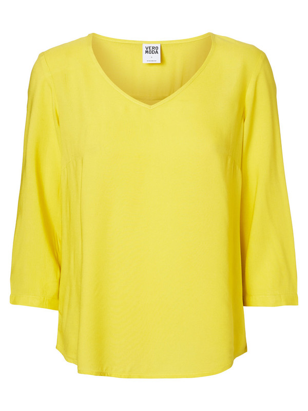 blouse loose fit 3/4 sleeved blouse vero moda