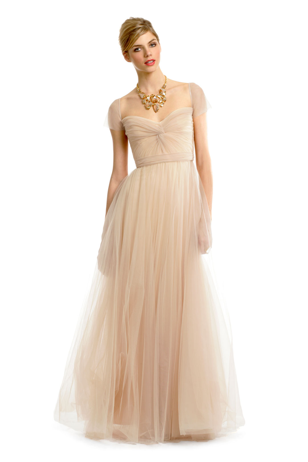 Florence Gown by Reem Acra at $400   Rent The Runway