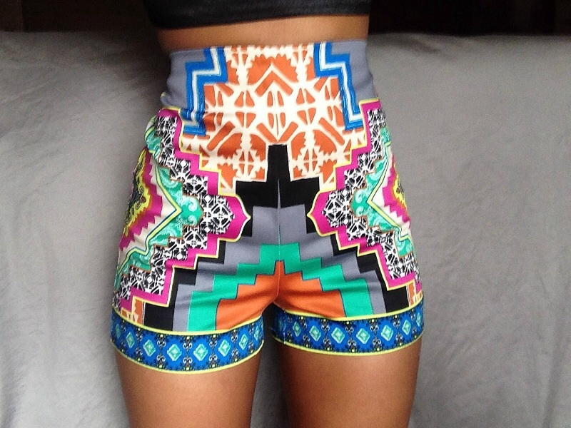 Yonce shorts  — Luxe Life boutique