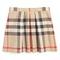 Burberry pleated check skirt (little girls & big girls) | nordstrom