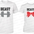 Beauty and The Beast His and Her Matching T Shirts for Couples in White   eBay