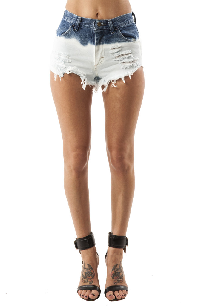 Faded Ombre Shorts – Wunderlust