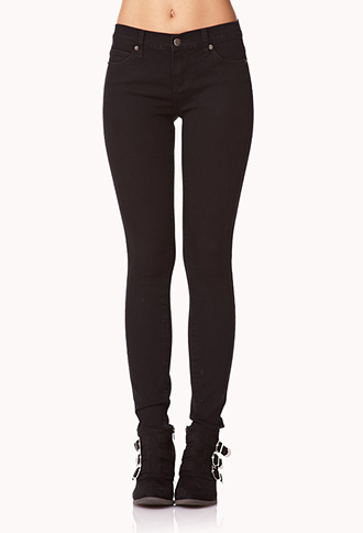 Classic Skinny Jeans | FOREVER21 - 2000072618