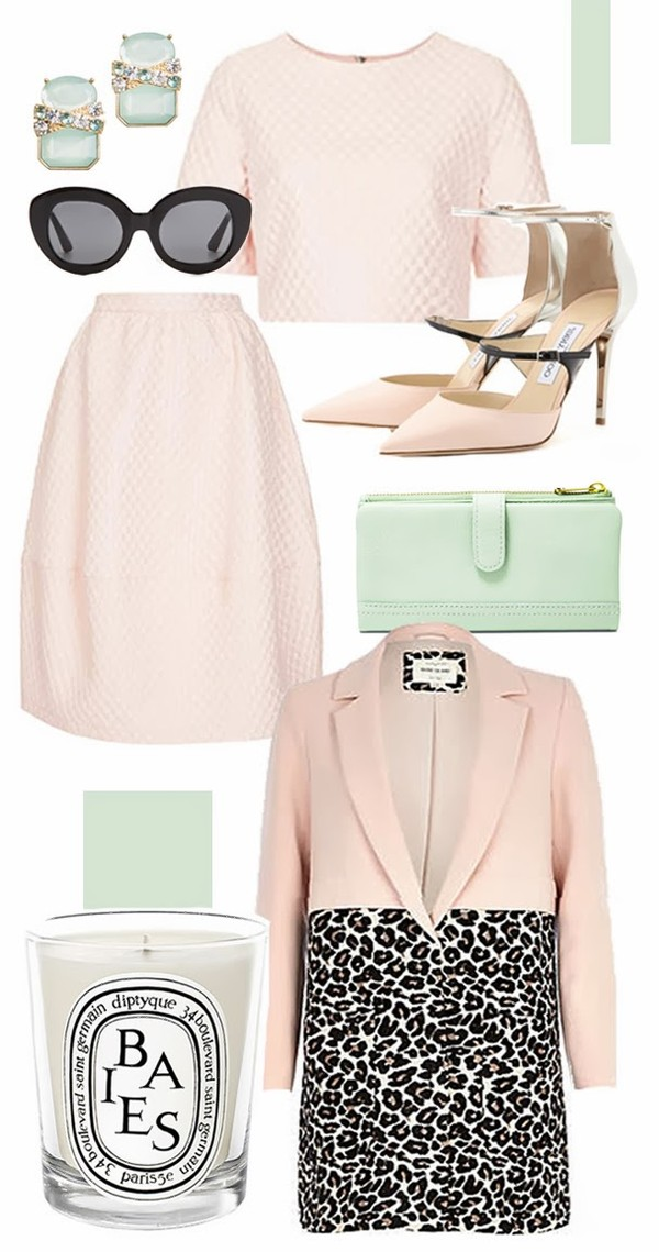 hello fashion jewels sunglasses t-shirt skirt shoes bag coat