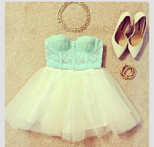 skirt bag shirt jewels