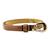 ROMWE   Slim Dark Yellow Stitching Waist Belt, The Latest Street Fashion