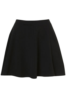 Petite Jersey Flippy Skirt - Topshop