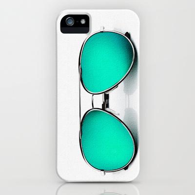 SUNGLASSES iPhone & iPod Case by Ylenia Pizzetti | Society6
