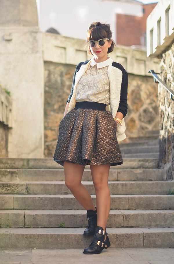 valentine blouse dress shoes