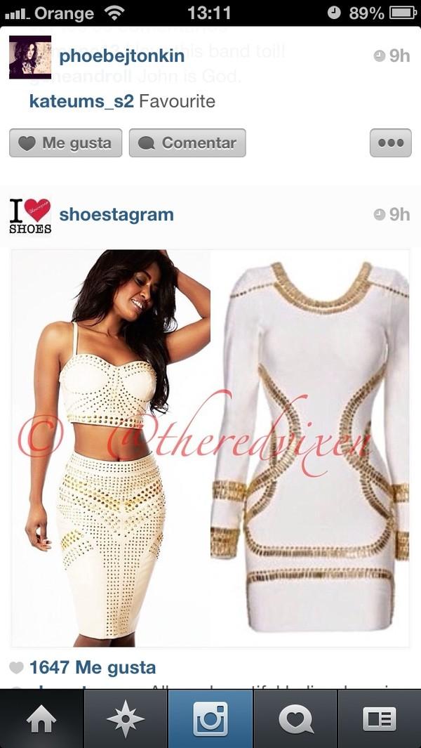 skirt top and skirt set