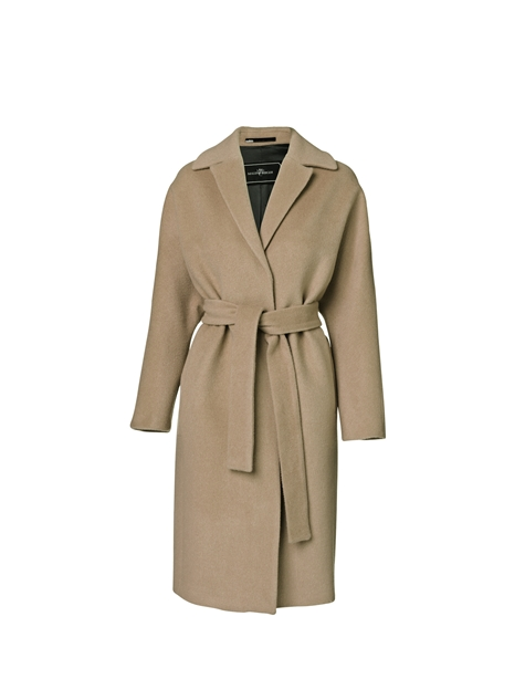 Bugsy wool-blend coat - Clothing | By Malene Birger