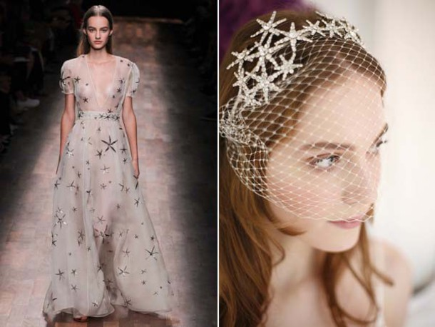 bklyn bride blogger stars head jewels wedding accessories couture dress beach wedding dress