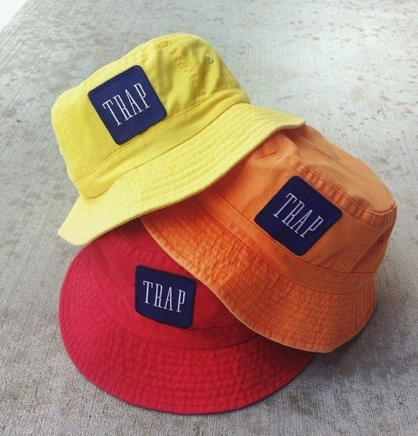 bucket hat colorful summer outfits hat