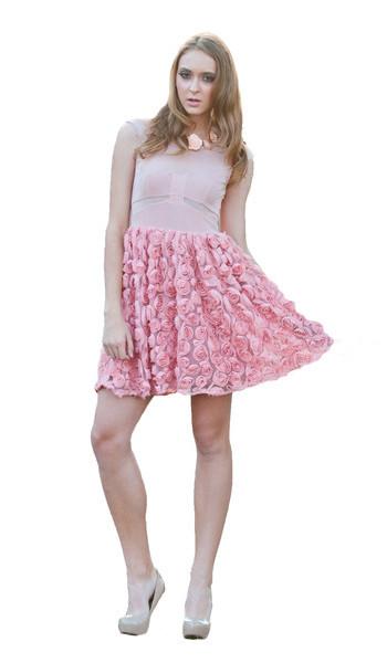 Wonderland Garden Dress