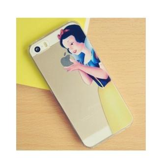 phone cover iphone snow-white apple snow white