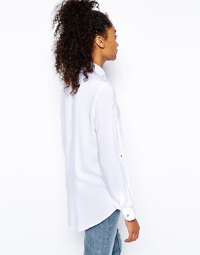 River Island   River Island White Shirt at ASOS