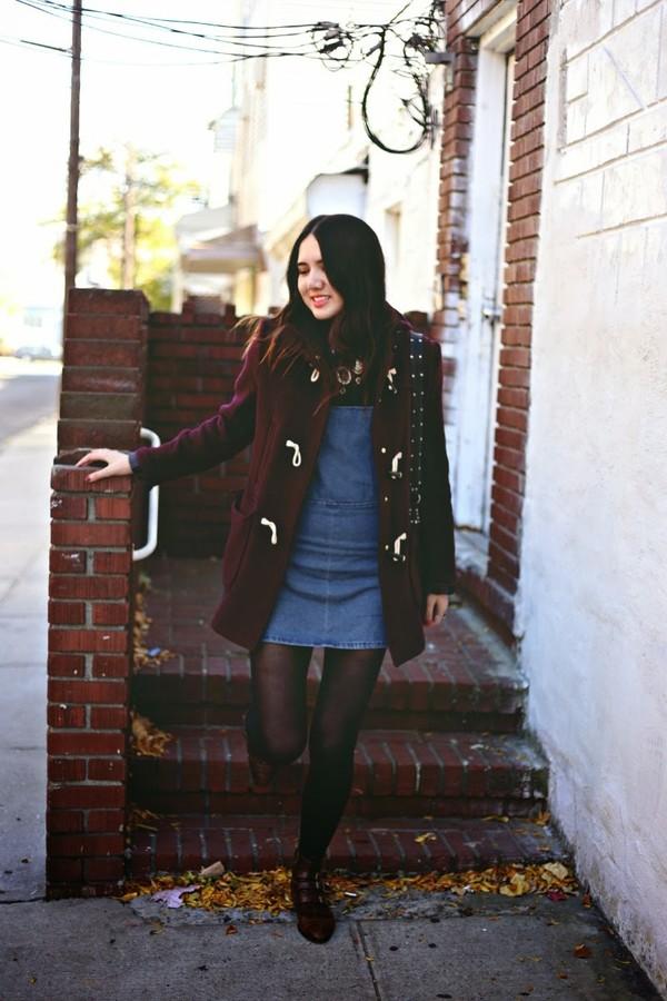 color me nana sweater coat jewels shoes