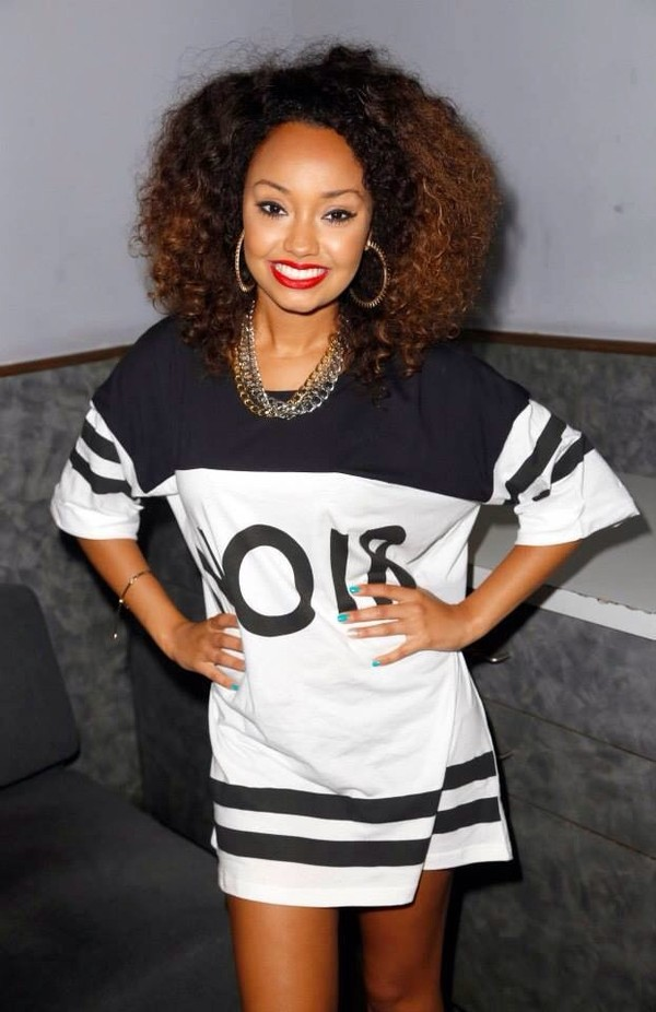 t-shirt little mix leigh-anne pinnock