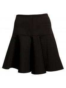 Lanvin - Short black skirt - Cricket Fashion Boutique UK