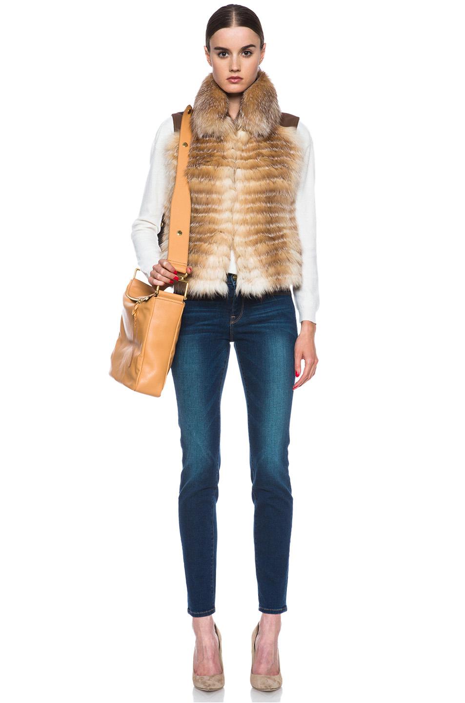 FRAME Denim|Le Skinny De Jeanne Crop Jean in Chalcot Road