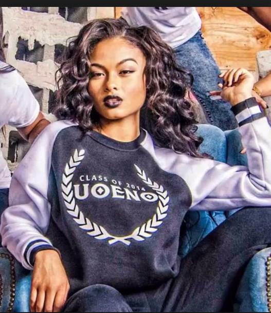 make-up india westbrooks sweater