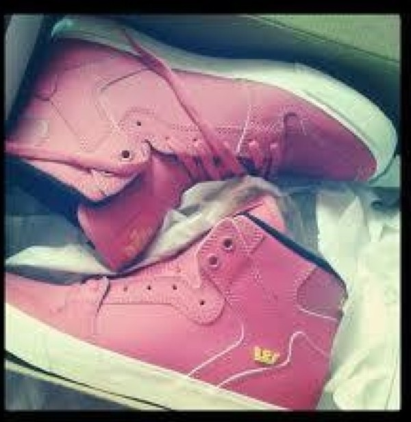 shoes pink women's girl's shoes supra