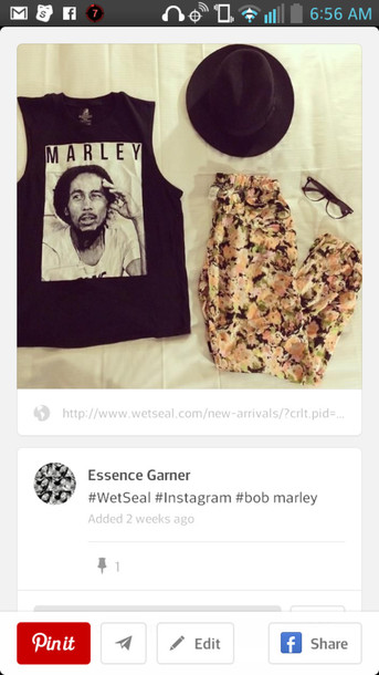 unique bob marley outfit or 77 bob marley urban outfitters