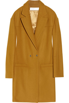 See by Chloé Wool-blend tweed coat - 57% Off Now at THE OUTNET