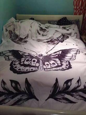 butterfly bedroom bedding underwear harry styles tattoo harry styles  tattoo blanket bed comforter