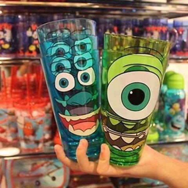 t-shirt cup sully mike mike wazowski monsters monsters inc monster university