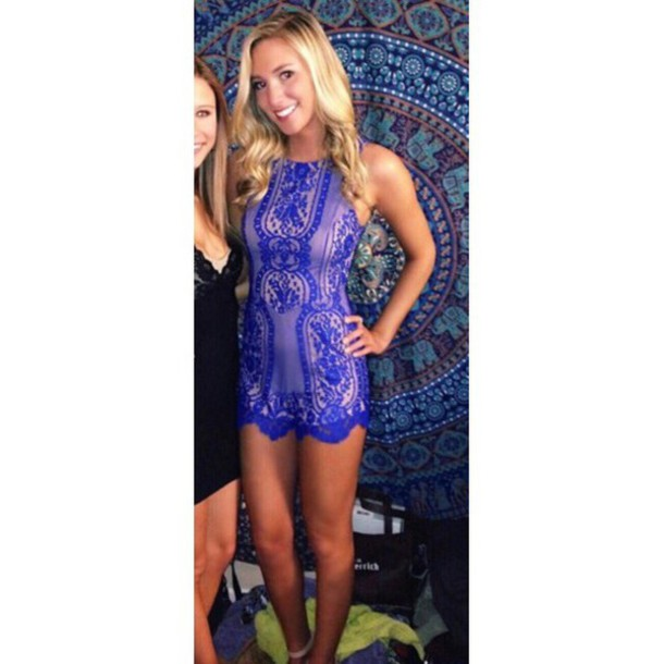 romper lace dress girly girl