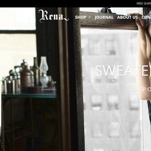 M. Rena women's contemporary fashion