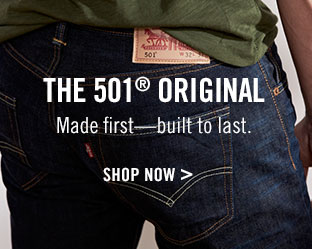 Levi's - The official store for Levi's Jeans, Tops, Jackets, Shorts, and Accessories.