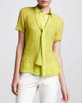 Jason Wu Women's Button Front Tops - ShopStyle